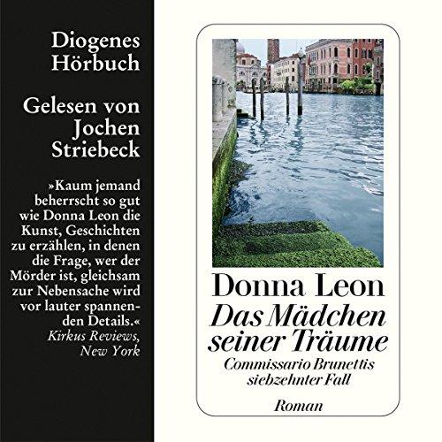 Buchseite und Rezensionen zu 'Das Mädchen seiner Träume' von Donna Leon