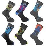 12 paires de chaussettes EUR 39-45 de Sesame Street Hommes