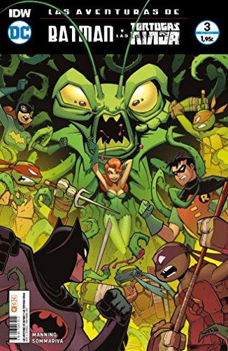 Las aventuras de Batman y las Tortugas Ninja (O.C.): Las aventuras de Batman y las Tortugas Ninja núm. 03 (de 6)