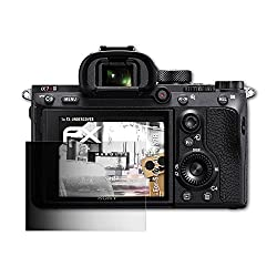 Atfolix Privacy Filter For Sony Alpha A7r Iii Privacy Screen Protector - Fx-undercover 4-way Visual Protection Screen Protection Film