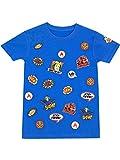 Sam el Bombero - Camiseta para niño - Fireman Sam - 7 - 8 Años