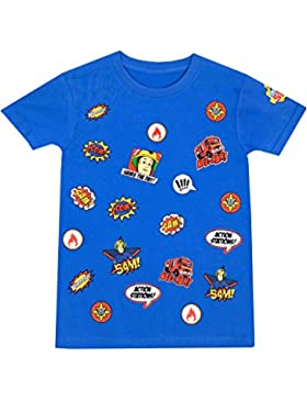 Sam el Bombero - Camiseta para niño - Fireman Sam