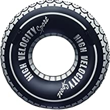 Bestway 8321160 Flotador rosco rueda neumatica 119 cm