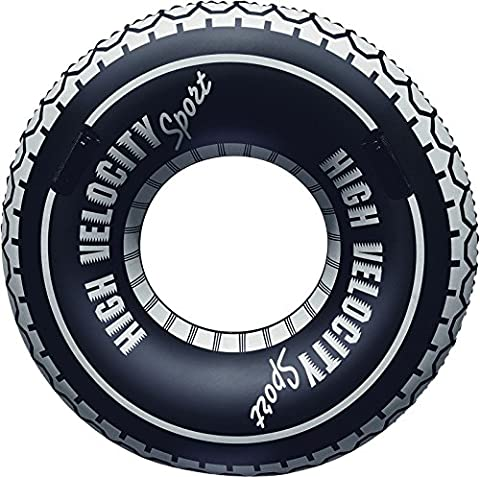 Bestway 47 inches High Velocity Tyre Tube Inflatable