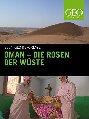 Wüste Natürlichen (Oman - Die Rosen der Wüste)