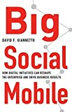 Big Social Mobile: How Digital Initiatives Can Reshape the Enterprise and Drive Business Results by David F. Giannetto (2015-01-27)