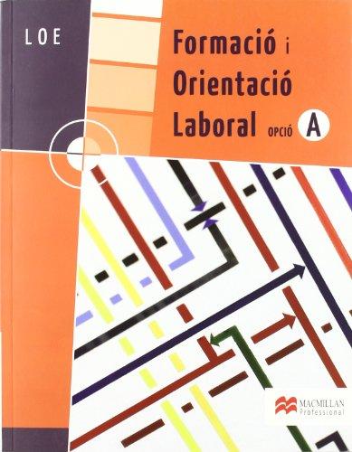 Formació i Orientació laboral A (Transversales)
