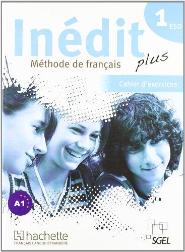 Inédit plus, 1 ESO : méthode de français. Cahier d'exercices por Christie Colin