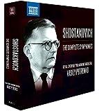 Shostakovich:Symphonies [Gal James, Alexander Vinogradov, Huddersfield Choral Society, Royal Liverpool Philharmonic Choir and Orchestra, Vasily Petrenko] [NAXOS: 8501111]