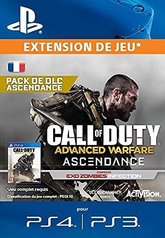 Call of Duty: Advanced Warfare - DLC Ascendance [Code Jeu PSN PS4/PS3 - Compte français]