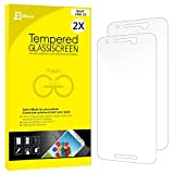 JETech 0913-sp-nexus-6p-glassx2 Film de protection d'écran transparent Nexus 6P 2pezzo (les) Protection pour écran
