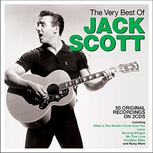 The Very Best of Jack Scott by Jack Scott for sale  Delivered anywhere in UK