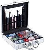 Sichler Beauty Schminkkoffer: Profi-Kosmetikkoffer mit fünf Schminksets (38 Teile) (Kosmetik-Koffer)