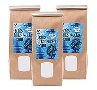 Echter Birkenzucker / Xylit (3kg) - natürlicher Zuckerersatz ohne Mais aus Finnland gewonnen