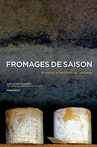 Fromages de saison par ANDROUËT