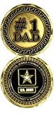 Best Dad Coins - U.S. Army Number 1 Dad Challenge Coin Review