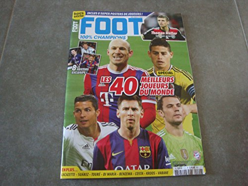FOOT 100% CHAMPIONS HORS-SÉRIE N°9 !!
