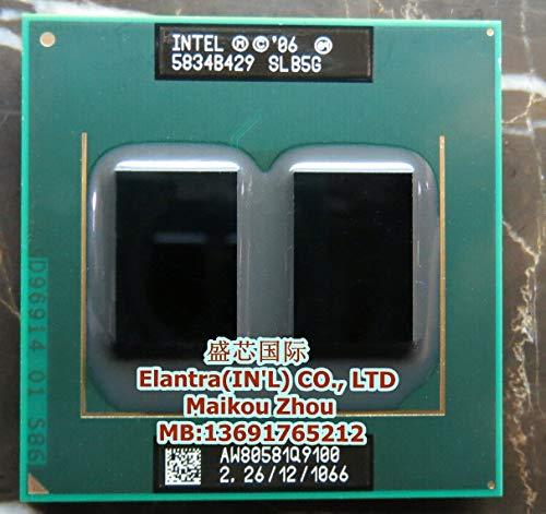 DIPU WULIAN The Quad core Q9100 SLB5G 2.26G 12M PGA gebraucht kaufen  Wird an jeden Ort in Deutschland