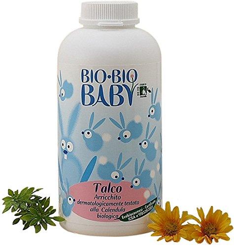 Bio Bio Baby-Puder mit Calendula - 150 g