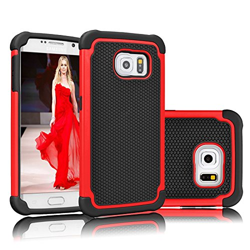 galaxy-s7-edge-case-eutekcoo-tmajor-series-red-shock-absorbing-hybrid-rubber-plastic-impact-defender