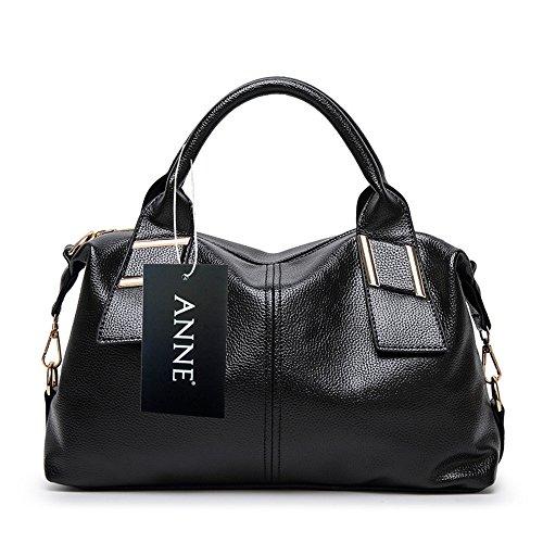 Anne - Borsa donna B Black