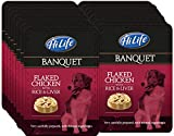 HiLife Banquet Dog Food Pouches, Flaked Chicken Breast with Rice and Liver, 15 x 100g Pouches