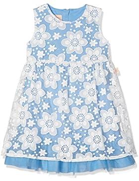 Pezzo Doro Mädchen Kleid Doppellagiges Kleid