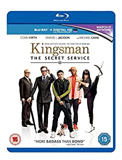 Kingsman: The Secret Service [Blu-ray] (B00S1ITA2W) | Amazon Products
