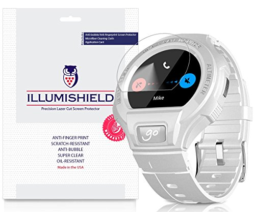 alcatel-onetouch-go-watch-screen-protector-3-pack-illumishield-japanese-ultra-clear-hd-film-with-ant