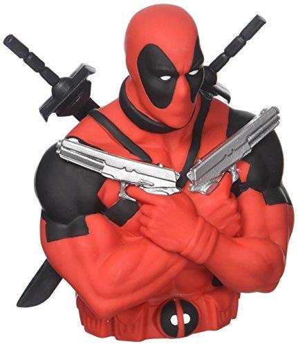 Unbekannt Marvel Deadpool Bust Bank (Spardose)