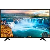 HISENSE H43AE6000 TV LED Ultra HD 4K HDR, Precision Colour, Super Contrast, Smart TV VIDAA U, Tuner DVB-T2/S2 HEVC HLG, Crystal Clear Sound 14W, Wi-Fi