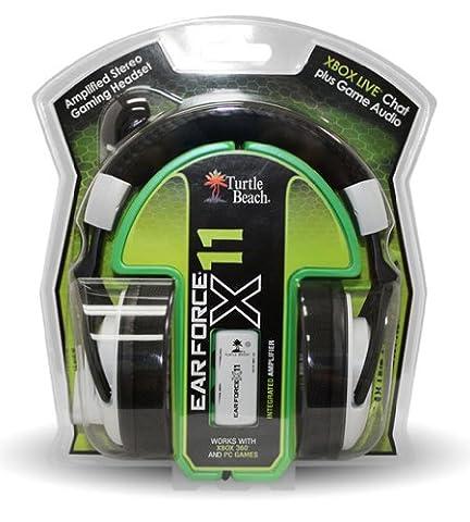 Turtle Beach Ear Force X11 Headset (Xbox 360/PC)
