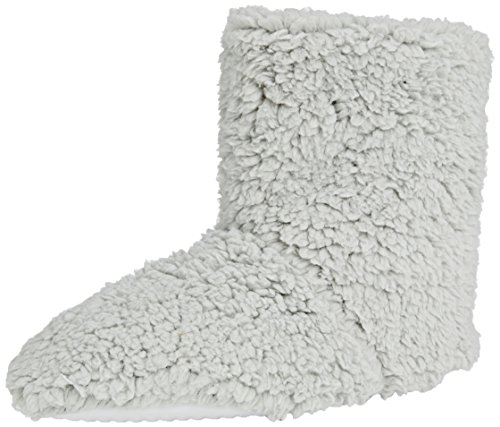 Spot On Fluffy Bootie,  Grigio Grigio (Grey) M