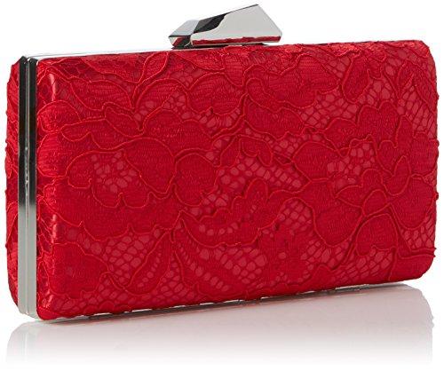 Wallis - Ava, Pochette da giorno Donna Rosso (Red)