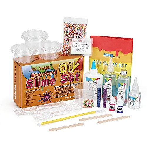 Preisvergleich Produktbild Joy Mags Kids Standard DIY Schleim-Set-6 Schleim-Typen, die Kit