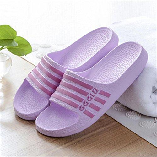 Ciabatte I sandali da donna slip-on in pantofole da bagno indossano pantofole antiscivolo 36-37