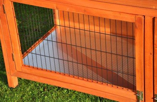 Kaninchenstall XXL von Nanook 160 x 60 x 113 cm - 5