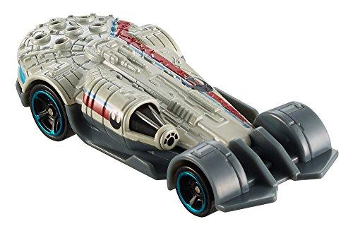 Mattel Hot Wheels DPV25 vehículo de Juguete - Vehículos de Juguete (Multicolor, Coche, Star Wars, Millennium Falcon, 3 año(s), China)