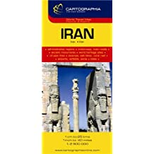 Carte Cartographia Iran