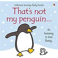 That's not my penguin...: 1