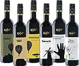 Feinkost Käfer internationales Rotweinpaket