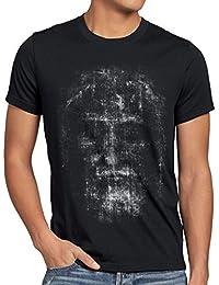 style3 Suaire de Turin T-Shirt Homme fils de dieu Jésus