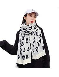 b4f543d0da4f Gimitunus Foulards Femmes Wraps châles, Foulard en Laine tricoté Doux avec  Capuchon pour Femme pour