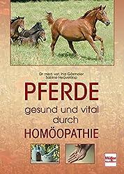 Pferde gesund und vital durch Homöopathie