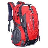 AOKE Motorrad Rucksack Motorradtasche Outdoor Sport Reiten Paket Casual Daypack 40L