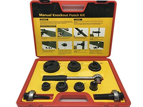 Handbuch Knockout Punch Kit Handbuch Punch Treiber Hydraulische pelleteuses cc-60