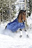 Bucas Smartex Extra blau 130 Winterdecke mit Abschwitzfunktion