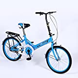 XQ- XQ161URE 20 Zoll Faltrad Einzelgeschwindigkeit Fahrrad Männer Und Frauen
