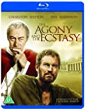 The Agony and the Ecstasy [Blu-ray] [1965]