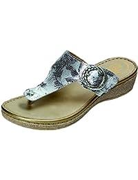 Zapatos grises Fly Flot para mujer rYoS3